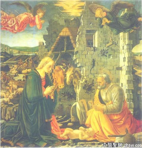 耶稣基督诞生-中华圣网 基督教门户网站 文章 新闻 诗歌 图书 广播 影视
