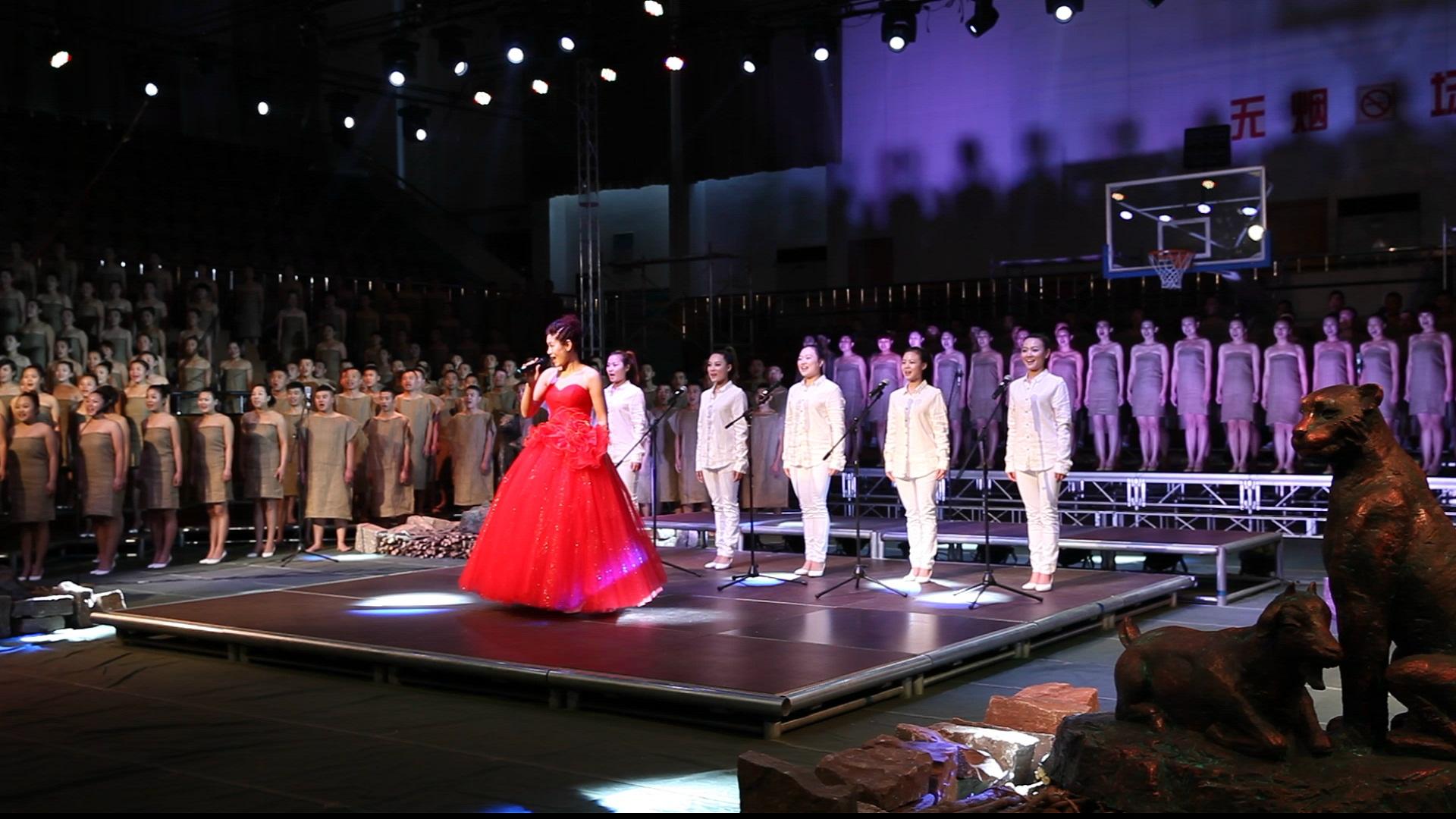 """橄榄枝乐队举办2013""""和平的祭""""赞美音乐会"""