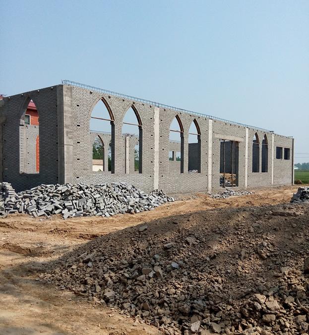 河南许昌花园社区建堂缺乏资金请求代祷和帮助