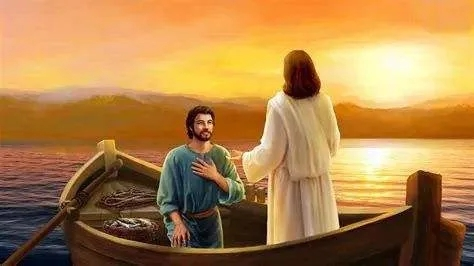 上帝的儿女啊,你灵魂的锚抛在了哪里?(音)