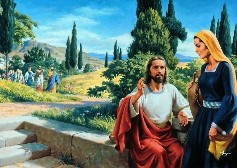 愿撒玛利亚的遇见,也成为你的遇见!