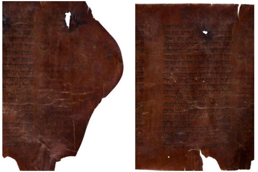 世界最古老的《以斯帖记》提供线上参阅!以色列国家图书馆受赠15世纪书卷
