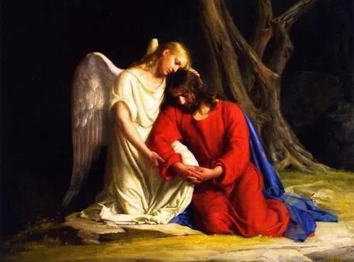 受难周专题:在主耶稣的客西马尼之夜....♫