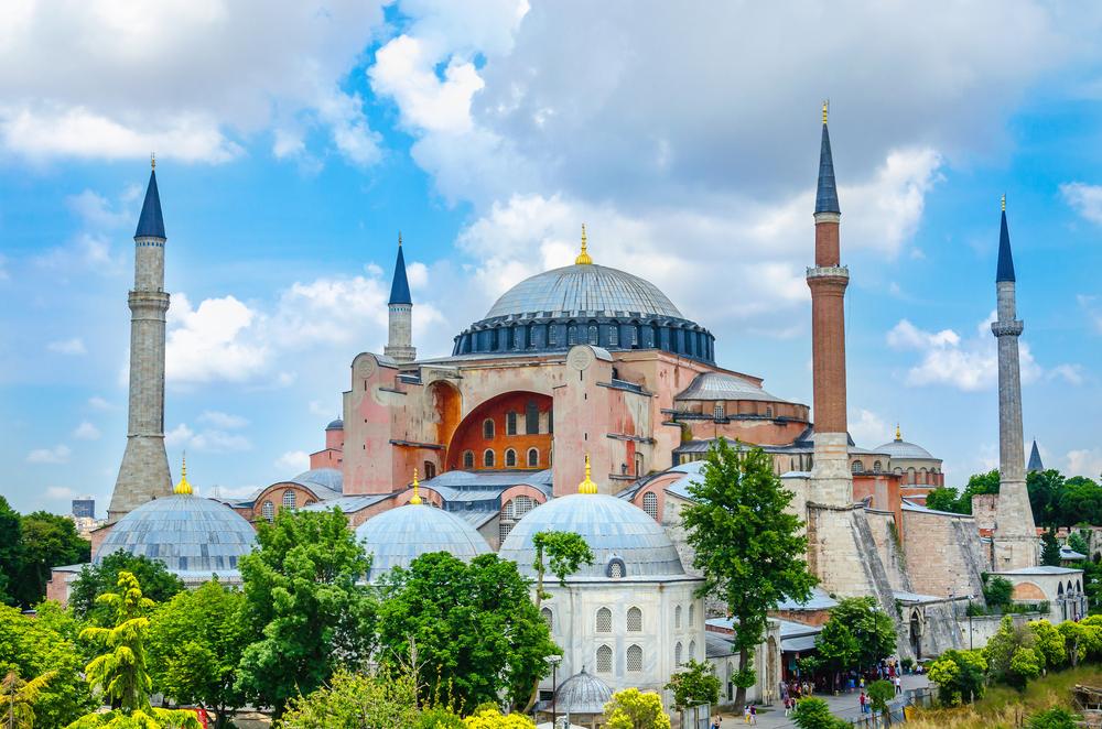 1500年历史的圣索菲亚大教堂是否将变为清真寺?土耳其法院将进行判决