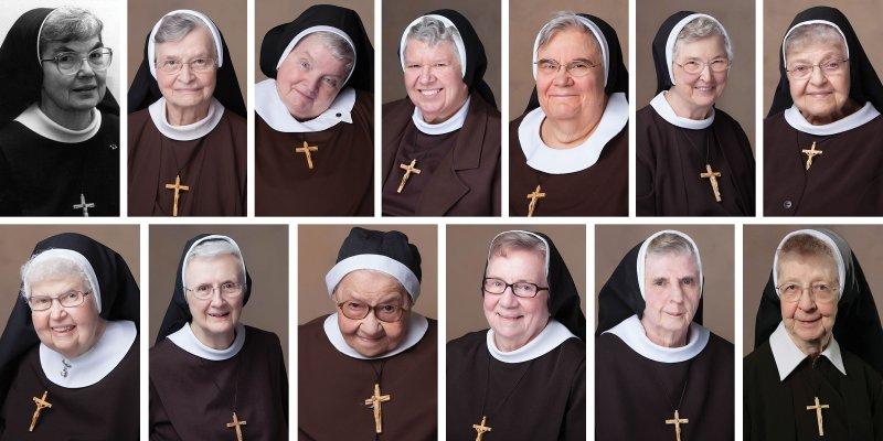 修道院13位修女因新冠肺炎安息主怀